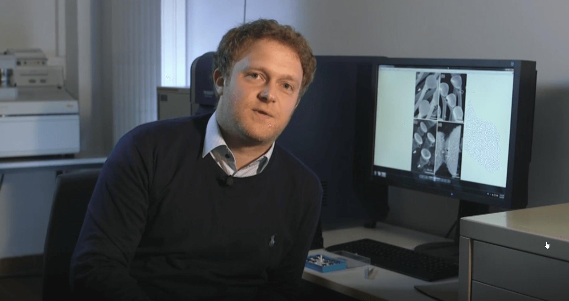 Beilstein TV - Functional gradients in fibrillar adhesives